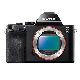 Sony α7S 單機身