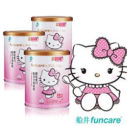 【船井】全效專利膠原蛋白Hello Kitty 三罐組