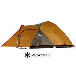 Snow Peak SDE-001 Amenity5人-帳棚組