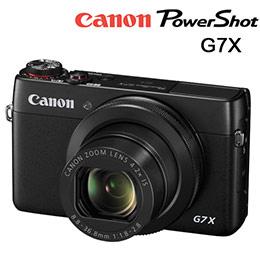 Canon PowerShot G7X 1吋 感光元件 公司貨