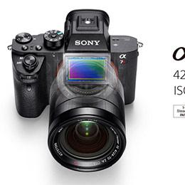 Sony A7RII 旗艦單眼單機身