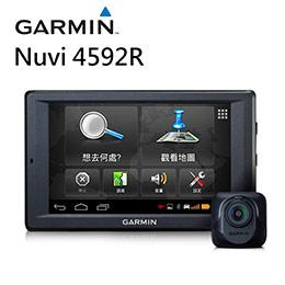 Garmin Nuvi 4592R 5吋電視藍芽Wi-Fi導航機