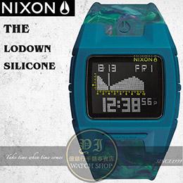 NIXON衝浪潮汐腕錶