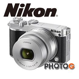 Nikon 1 J5微單眼+新版10-30mm變焦鏡