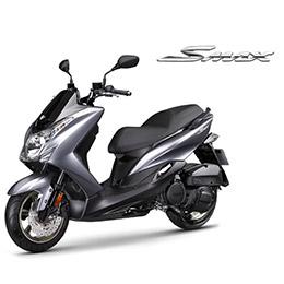 山葉 SMAX水冷跑旅 FI 155 最新色