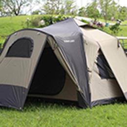 威力屋 300 超防水3000mm 銀膠抗UV帳篷