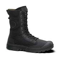 Palladium Pampa Tactical 防潑水時尚男靴