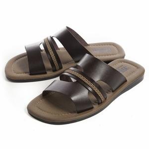 王字形中國結造型拖鞋