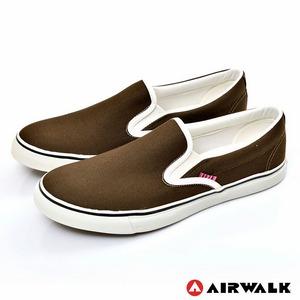 懶人式直套式帆布鞋