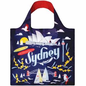 LOQI 春捲包│雪梨 超輕巧收納包