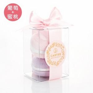 馬卡龍香氛氣泡浴球禮盒