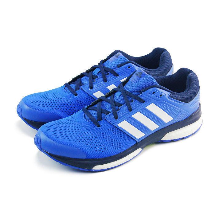 REVENGE BOOST 2 M 慢跑鞋 藍/白