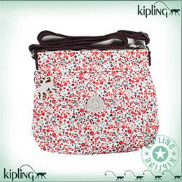 Kipling 直立抓皺小包