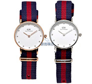 DW 極簡風休閒腕錶