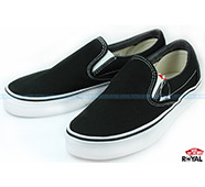 VANS Classic Slip-on 黑色 懶人鞋
