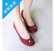 小金釦芭蕾舞鞋