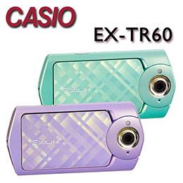 CASIO EX-TR60 數位相機 自拍神器
