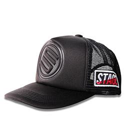 STAGE 3D LOGO MESH CAP