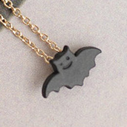 黑夜驚奇蝙蝠幽靈項鍊