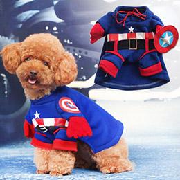 美國隊長造型變身裝