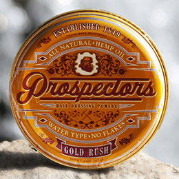 Prospectors Gold Rush 中強度水洗式髮油