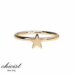 chicist 星希望戒指
