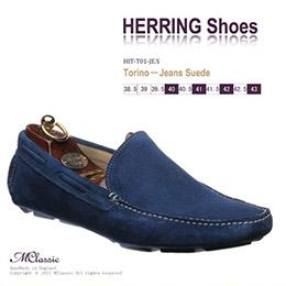 HERRING英國進口麂皮豆豆鞋