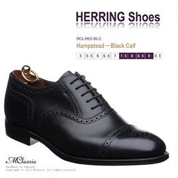 HERRING英國進口手工小牛皮牛津鞋