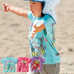 [日本空運]100%純棉歡樂動物園T恤-3件組