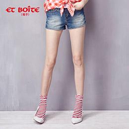 經典低腰超短褲(S~L)