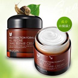 韓國MIZON 蝸牛全效霜
