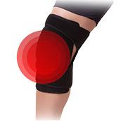 家用膝部熱敷墊-安全低電磁波
