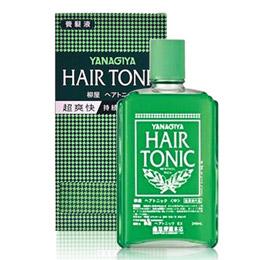 柳屋 YANAGIYA 雅娜蒂 HAIR TONIC 養髮液 240ml日本版