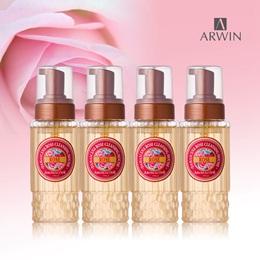 香氛密碼大馬士革玫瑰氨基酸洗卸二用慕絲250ml
