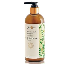 角質淨化洗髮乳‧複方草本 300ml