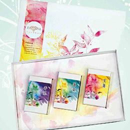 不丹精油冷製精油皂禮盒(3入)/手工皂/皮膚水嫩嫩