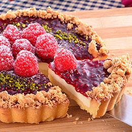法國進口 莓果乳酪塔❤每日限量40份