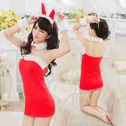 兔女郎五件組
