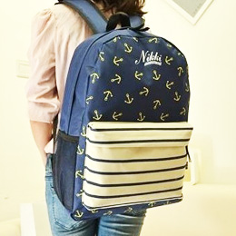 日系多款流行背包