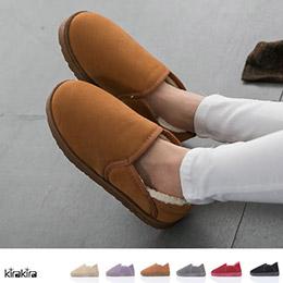 韓系保暖內舖毛休閒雪靴