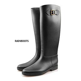百搭款│超顯瘦高筒雨靴