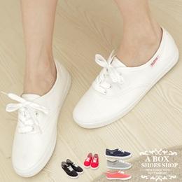 【現貨免運】超柔軟綁帶帆布鞋(6色)
