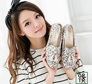 日系經典流蘇樂福鞋