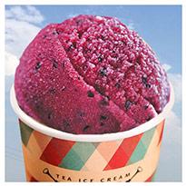 【茶吧噗】樹葡萄冰淇淋