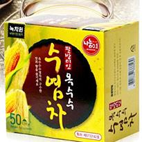 韓國綠茶園★玉米鬚茶 50包