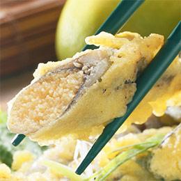 【爆卵柳葉魚】約10~12隻鮮嫩多汁,100%隻隻爆卵