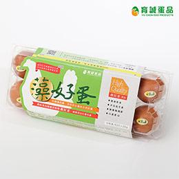 吃綠藻的雞【A級藻好蛋】20入