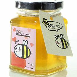 荔枝蜜200克! 鮮採蜂蜜