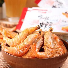 榮獲百大伴手禮→咔啦蝦6包組