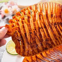韓式手撕醬燒烤魷魚片